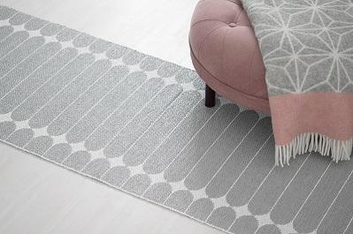 Matta Empire grå Design Lina Johansson